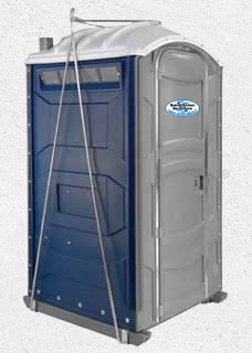 Rooftop Portable Toilet Unit - Rooftop Porta Potty
